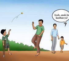 Cara Melayani Anak Berkebutuhan Khusus