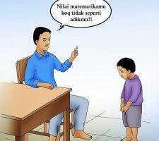 Memberikan Label Positif Kepada Anak