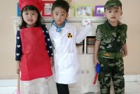 Kostum Profesi Anak PAUD