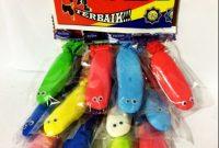 mainan anak dari tepung, balon tepung anak