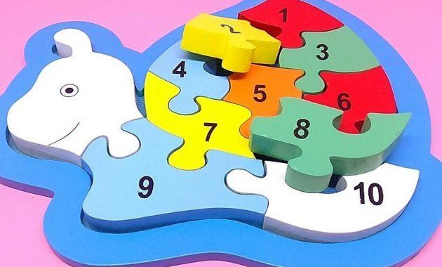 ape kartu angka bentuk puzzle siput ape mengenal angka ape pengenal angka