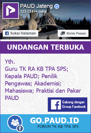 Facebook Group PAUD Jateng