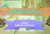 Juknis Bantuan PAUD 2019