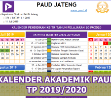kaldik paud 2019 2020